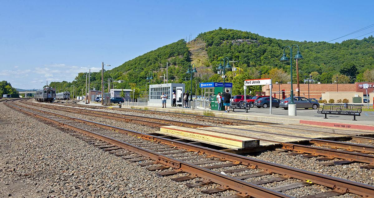 Port Jervis station - Wikipedia