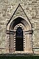 Portal sur da nave da igrexa de Hablingbo.jpg