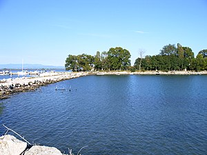 "Marano lagoon - The island of ""Porto Buso"" inside the Marano-Grado Lagoon"