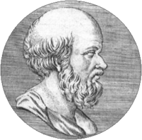 Erastothenes'in portresi