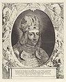 Portret van Frederik III van Habsburg, Duits keizer Effigies Imperatorum Domus Austriacae (..) (serietitel), RP-P-1908-1278.jpg