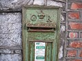 Post Box, Co Clare - geograph.org.uk - 1721669.jpg