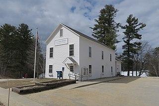 Hancock (CDP), New Hampshire Census-designated place in New Hampshire, United States