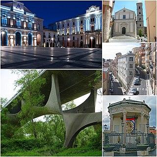 Potenza Comune in Basilicata, Italy