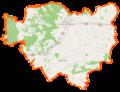 Powiat grodziski (województwo wielkopolskie) location map.png