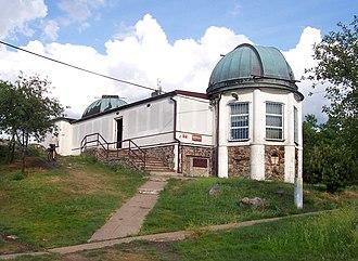 Ďáblice - Observatory in Ďáblice