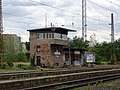 Praha-Holešovice zastávka, stavědlo stanice Praha-Bubny.jpg