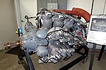 Pratt & Whitney R-4360 Wasp Major - Oregon Air and Space Museum - Eugene, Oregon - DSC09688.jpg
