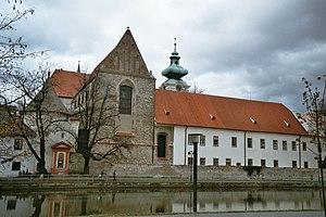 Church of the Presentation of the Blessed Virgin Mary (České Budějovice)