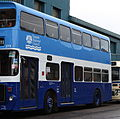 Preserved Tayside Regional Council bus 273 (WTS 276T) 1979 Volvo Ailsa B55 Alexander AV, 2009 Glasgow Vintage Vehicle Trust open day.jpg