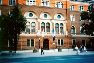 Drina Banovina -  The administrative building of Banovina. Today houses the  Presidency of BiH