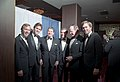 President Ronald Reagan with George H. W. Bush, George W. Bush, Jeb Bush, Neil Bush, and Marvin Bush.jpg