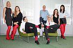 Press team in red (18327244843).jpg