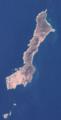 Prime Seal Island, Tasmania, Landsat-7.png
