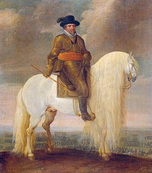 Pauwels van Hillegaert -  Prins Maurits