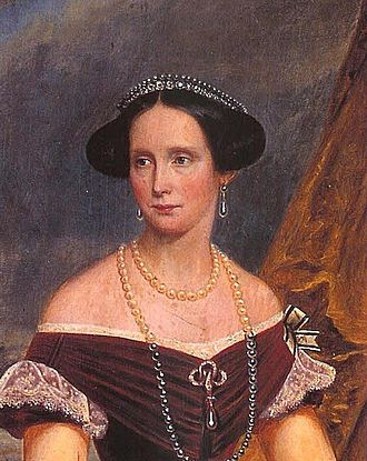 Princess Louise of Prussia (1808–1870) - Image: Prinses Louise 1808
