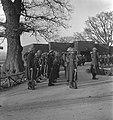 Prinses Irene Brigade 1. Troops, who are leaving for the Netherlands Indies, w, Bestanddeelnr 934-9454.jpg