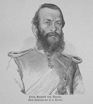Luitpold, Prince Regent of Bavaria - Prince Luitpold of Bavaria