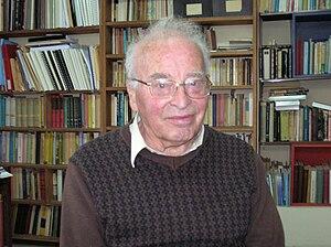 Eliezer Schweid - Professor Eliezer Schweid, November 2008