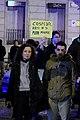 Protesta en contra del Partido Popular ante su sede en la calle Génova de Madrid (31 de enero de 2013) (5).jpg