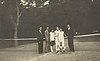 Prvi teniski teren u gradskom parku, 1924. godina.jpg