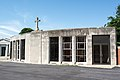Public mausoleum - section 34 - Mt Olivet - Washington DC - 2014.jpg