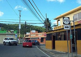 Puerto Rico Highway 191 - Image: Puerto Rico Highway 191 2