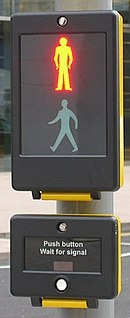 Puffin crossing Type of pedestrian crossing in the United Kingdom
