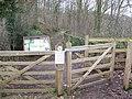 Pwll-y-wrach wildlife reserve - geograph.org.uk - 318174.jpg