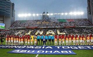 Qatar v United Arab Emirates (2019 AFC Asian Cup) 2019 association football match