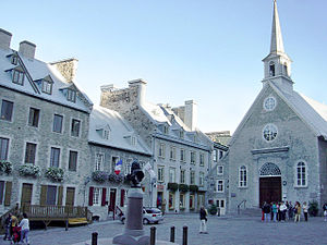 Seven Wonders of Canada - Image: Quebec City Sum 04
