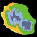 Régions bioclimatiques de La Réunion (Cadet).png