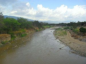 Táchira River - River at the Colombia/Venezuela border
