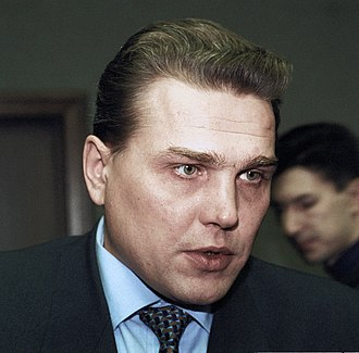 Prosecutor General of Russia - Image: RIAN archive 25966 Prosecutor Ilyushenko