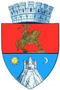 Coat of arms of Deva (Romania)