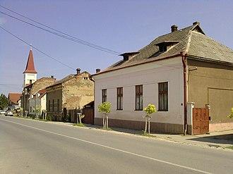 Valea lui Mihai - Image: RO BH Valea lui Mihai