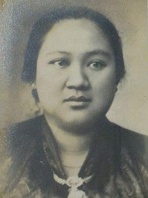 Dewi Sartika - Image: Raden Dewi Sartika