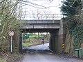 Rail Bridge at Witham Friary - geograph.org.uk - 312383.jpg