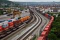 Railyard behind the Cincinnati Union Terminal (11259266795).jpg