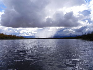 Rain on Birch Creek.JPG