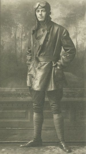 Ralph Cooper Hutchison - Image: Ralph Cooper Hutchison WWI Cadet