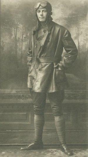Ralph Cooper Hutchison - Image: Ralph Cooper Hutchison WWI Cadet