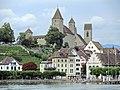 Rapperswil - Lindenhof - Schloss - Hafen - Dampfschiff Stadt Rapperswil 2014-07-05 17-04-13 (P7800).JPG