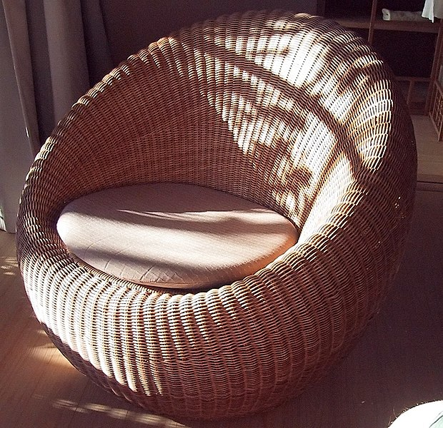 Revitalized Wicker Furniture