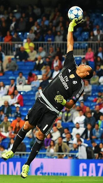 Mestizo - Keylor Navas Mixed-Costa Rican -  Real Madrid Goalkeeper