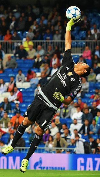 Mestizo - Keylor Navas Mixed-Costa Rican -  Real Madrid Goalkeeper