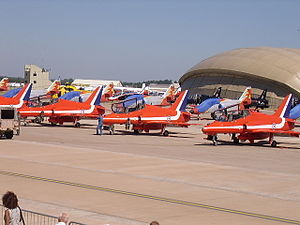 Red Arrows parked.jpg