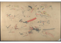 Red Horse pictographic account of the Battle of the Little Bighorn, 1881. 0200.png
