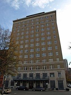 Redmont Hotel Wikipedia