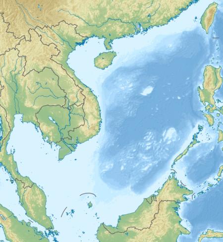 Vụ hạ giàn khoan Hải Dương 981
